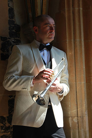 About Mark White Professional Trumpet Player : London UK : Trumpet